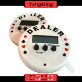 Serviço de Produção de Fábrica Texas Horímetro Casino Poker Jogos de Mesa Sino de chamada (YM-DT01)