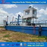 Qingzhou Keda drague pour la vente de sable hydraulique