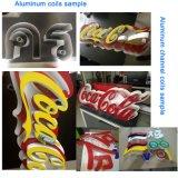 Bobine en aluminium peinte