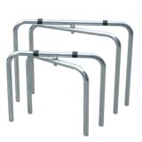 Catafalco sarcófago se utilizan principalmente para la colocación de acero de camiones de la Iglesia ATAÚD ATAÚD Rack para accesorios