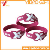 Nouveau style de bracelet Bracelet en silicone pour cadeau de promotion,