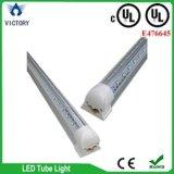 세륨 RoHS UL LED 관 배터리 백업을%s 가진 높은 루멘 25W T8 LED 관 빛