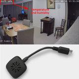 Vaschetta senza fili/inclinazione della Camera della macchina fotografica del IP di obbligazione del CCTV di P2p
