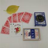 Cartões de jogo padrão do casino para a venda por atacado