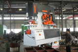 Máquina hidráulica universal do Ironworker de Q35y-25 Multifuction