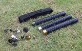 Жезл новой самозащитой высокого качества типа стальной Extendable (SYSG-1884)