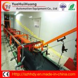 De Machine van de deklaag/het Schilderen Apparatuur met het Automatische Systeem van de Transportband