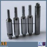 Piezas de pulido del molde de la precisión de los sacadores del carburo de tungsteno de Centerless