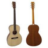 China-heißer Verkaufs-handgemachte akustische Arbeitsweg-Gitarre (MG02SM)