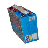 Коробка Corruagted среднего размера бумажная для упаковывать мороженного