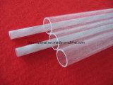 Tubo di vetro traslucido del quarzo del riscaldamento di termostabilità di Baibo