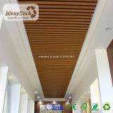De waterdichte Materiaal Geïntegreerdee Houten Comités van het Plafond voor de Decoratie van het Hotel