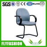 Желтый нерешенных заводе питания высокие стулья, металлическая рама конференции стулья, кресла