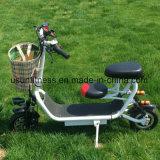 faltbarer Mobilitäts-Drossel-Griff-elektrischer Selbstausgleich-Roller 2 Rad-350W
