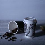 مستهلكة [بروون] وحيد جدار باردة [درينكفوأم] فنجان [ببر كب]
