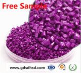 微粒のMasterbatchプラスチックカラー紫色のバイオレット25kg/Bag PPの微粒