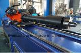 Doblador automático azul del tubo de escape de Dw50cncx5a-3s para la venta