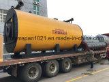 De hete Boiler van de Olie van de Verkoop Horizontale/Thermische van de Olie van het Gas