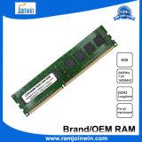 Unbuffered RAM van de 512MB*8 16chips DDR3 8GB 1600MHz Desktop