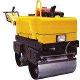 Dubbele Diesel van de Wegwals van de Trommel van het Staal Facultatieve Benzine