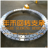 二重列の球の回転ベアリング、高品質