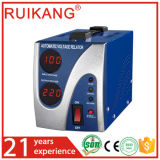 El regulador automático del estabilizador del voltaje de la eficacia 5kVA del precio bajo