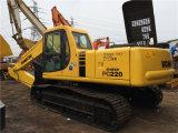 Japón excavadora Komatsu PC220 usado en venta