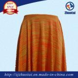 Espacio de poliéster de alta calidad teñido de hilados de tejido de prendas de vestir