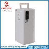 Luz de toque de emergência 12 LED com saída USB
