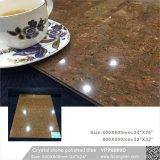 建築材料の水晶石造りの陶磁器の磨かれた床タイル(VPP6002、600X600mm、800X800mm)