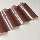 波形のプラスチック壁パネルの波形のポリカーボネートシートの波形の屋根ふき