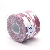 Fita elástica adesiva do Kinesiology do algodão