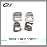 Sutiã personalizado de correr o metal G gancho, o alumínio G gancho de travamento deslize ajustável fivela metálica