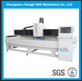 máquina pulidora del CNC del borde de cristal especial triaxial de la dimensión de una variable