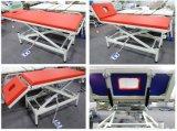의학 전기 병원 치료 테이블, 가스 스프링백 통제를 가진 안마 테이블