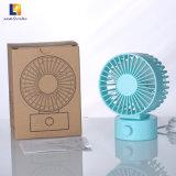 mini ventilatore elettrico portatile della mano del USB 2W per l'ufficio