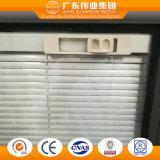 Finestra di alluminio calda di vetro Tempered del doppio del venditore del Guangdong