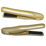 Top Seller inalámbrico USB portátil el cabello rizado cabello Plancha recargable