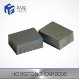 炭化タングステンの耐久力のある長方形の版のブランク