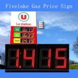 segni esterni di prezzi di gas 12inch