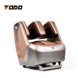 Rouleau-masseur automatique de pied de genou de mollet de vente en gros chaude de vente avec la structure rotative