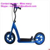 前部の車輪の小型プラスチック子供のスクーターの中国の市場の世界の子供