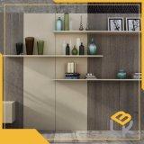 Le teck imprégné de mélamine Grain papier décoratif pour les meubles ou le plancher ou de la porte