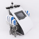De nouveaux produits sur le marché de la Chine tripolaire de photons RF Vide Vide RF de la cavitation de la machine à ultrasons
