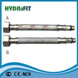 Flexible tressé en acier inoxydable (HY6302)