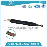 Assentar a mola de gás dos pistões