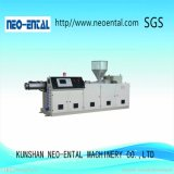 Seul le recyclage de la vis de la granulation de l'extrusion de l'extrudeuse de la machine