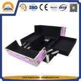 Qualitäts-Weinlese-purpurroter Verfassungs-Serien-Kasten (HB-6310)