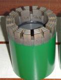 Imp. Алмазных буровых коронок ядра Nq Hq Pq с выполнения быстрой скорости бурения и долгий срок службы