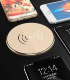 Portátil topo atraente design melhor oferta promocional Qi Carregador Sem Fio para iPhone8/7